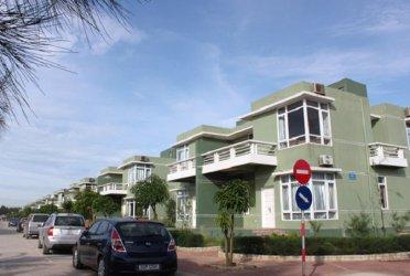 Villa Garden View (Dãy 3, 4)
