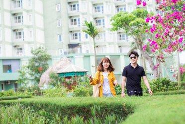 Combo biển Hải Tiến 3 ngày 2 đêm nghỉ tại Eureka Linh Trường Resort